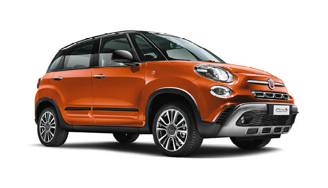 Fiat 500L 1.4 City Cross 5dr