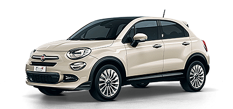 Fiat 500X 1.0 City Cross 5dr