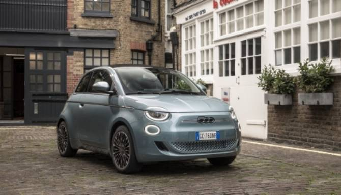 Electrifying.com Awards Fiat 500e Car of the Year