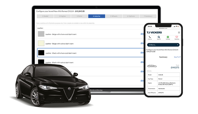 Alfa Romeo Special Offers