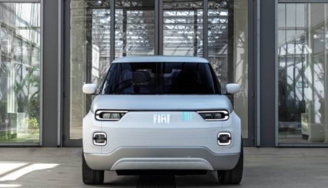 FIAT CONCEPT CENTOVENTI NAMED BEST CONCEPT CAR OF 2019 BY CAR DESIGN NEWS