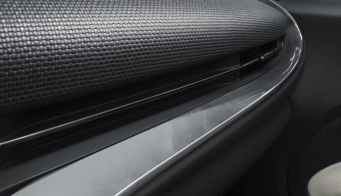 Fiat 500 Electric Interior 2