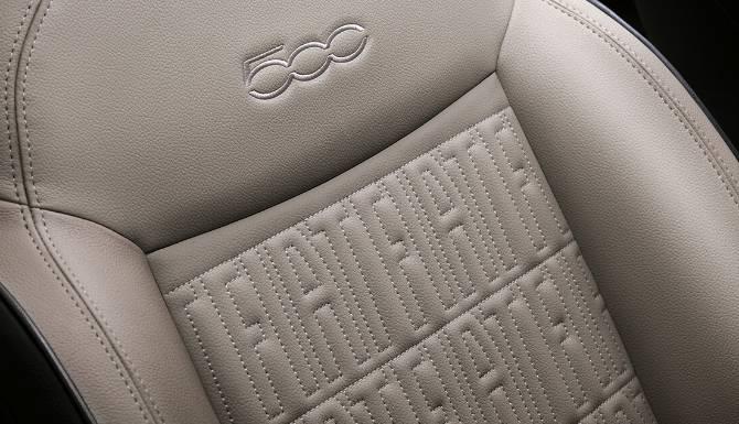 Fiat 500 Electric Interior 4