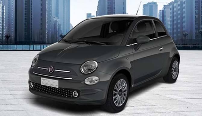 Fiat 500 Hybrid LOUNGE