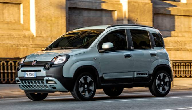 Fiat Panda Launch Edition
