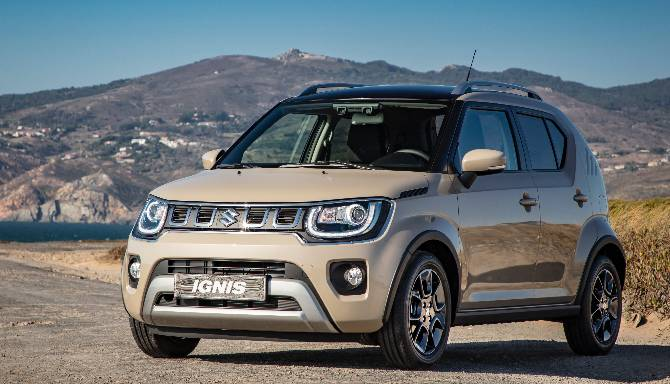 Further 'Best Buy' and 'True Mpg' category wins for Suzuki Ignis at the 2021 What Car? Awards