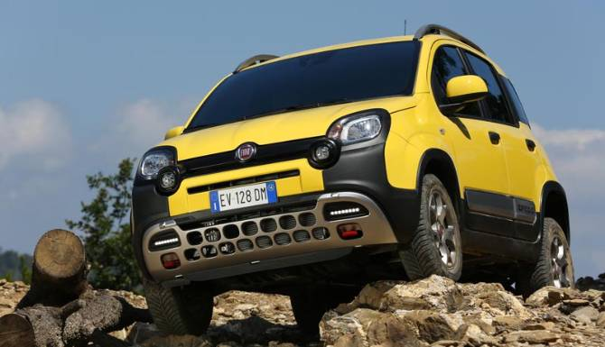 Panda Cross Dominates Crossover Category At 4X4 Magazine Awards 2020