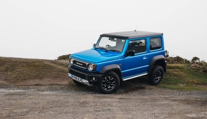 Suzuki Jimny lifestyle 3