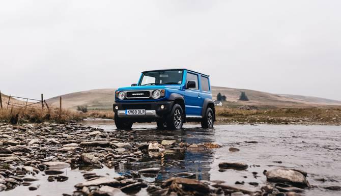 Suzuki Jimny lifestyle 4
