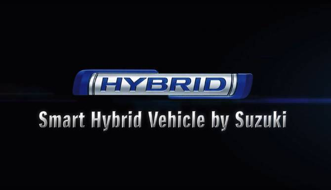 Suzuki Smart Hybrid Vehicles