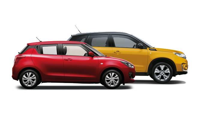 Suzuki Special Offers