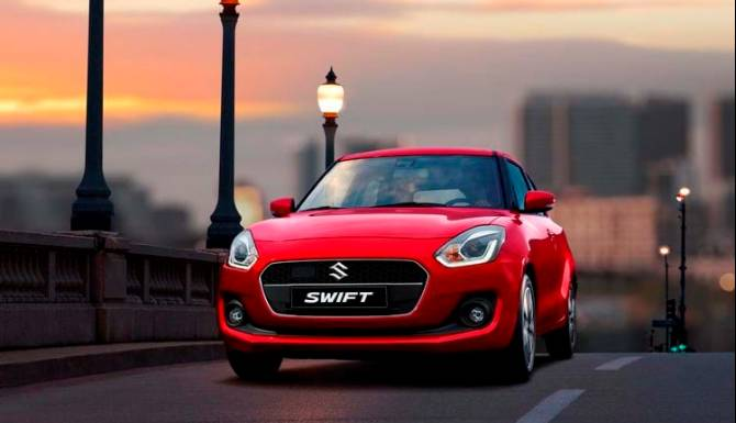 Suzuki swift lifestyle 5