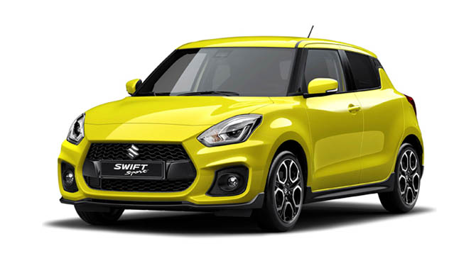 Suzuki Swift Sport Hybrid