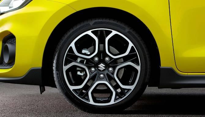 Suzuki swift sports alloy