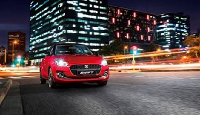Suzuki Ranked Top Automotive Brand