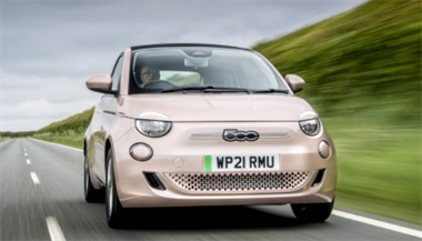 New Fiat 500e named Best Electric Small Car at What Car?
