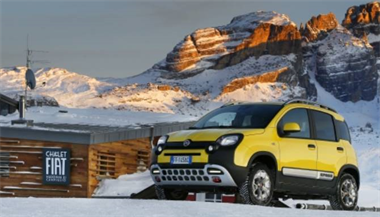 Panda Cross Named Best Crossover by 4x4 Magazine