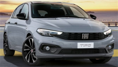 New Fiat Tipo City Sport